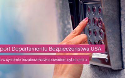 Luka bezpieczeństwa powodem cyber ataku