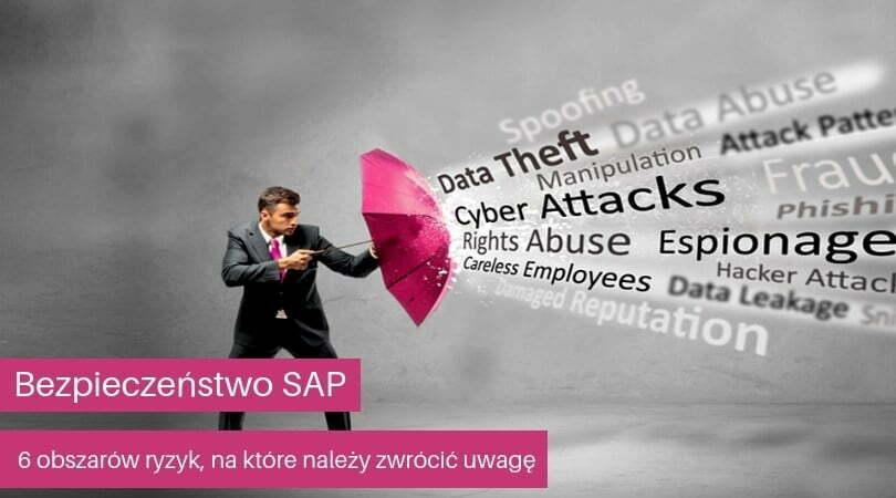 Bezpieczeństwo SAP